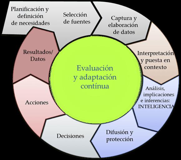 ciclo inteligencia