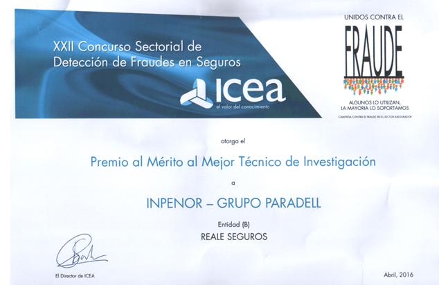 Grupo Paradell ICEA
