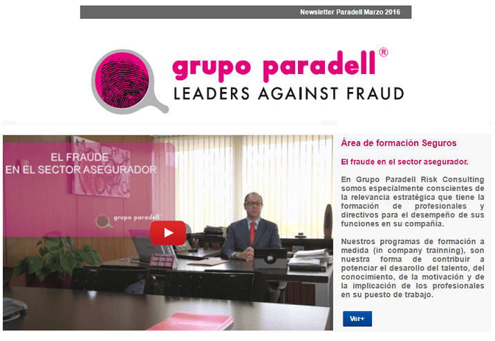 newsletter paradell marzo 2016